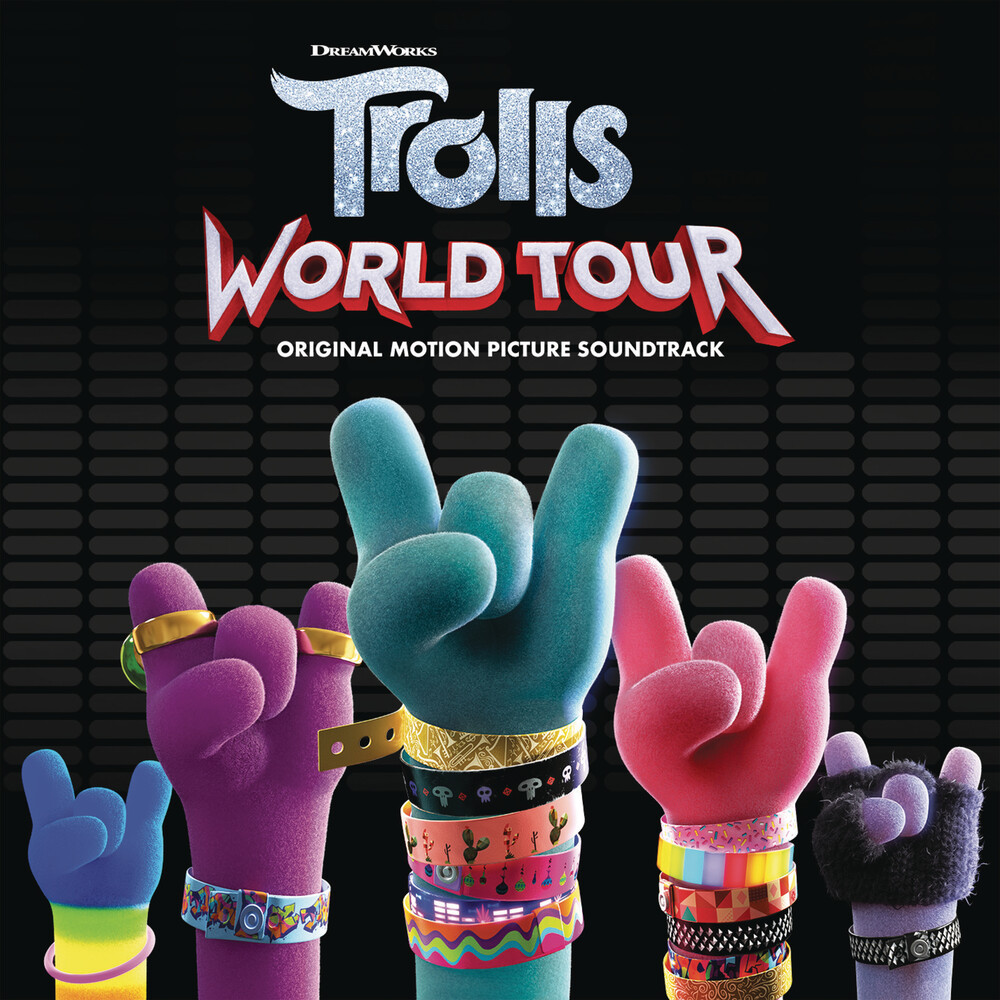 Trolls [Movie] - Trolls: World Tour (Original Motion Picture Soundtrack)