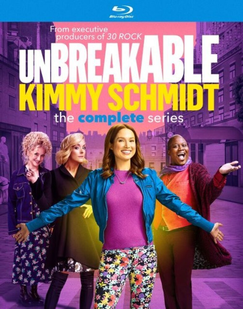 Unbreakable Kimmy Schmidt: Complete Series - Unbreakable Kimmy Schmidt: Complete Series (8pc)