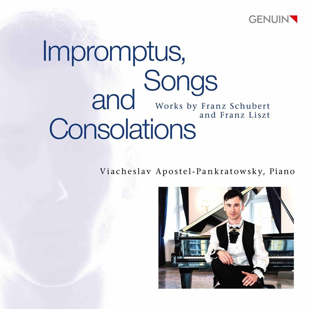 Liszt / Apostel-Pankratowsky - Impromptus Songs