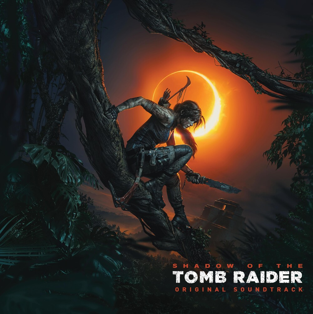 Brian Doliveira Ogv Rmst - Shadow Of The Tomb Raider / O.S.T. [180 Gram] [Remastered]