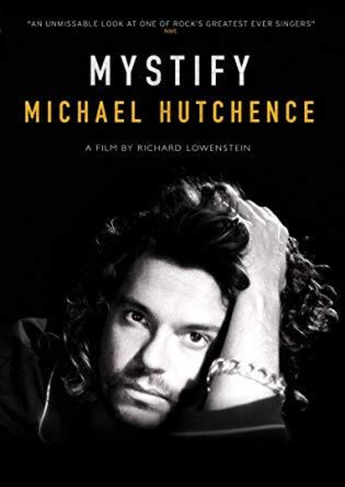 Michael Hutchence - Mystify: Michael Hutchence [DVD]