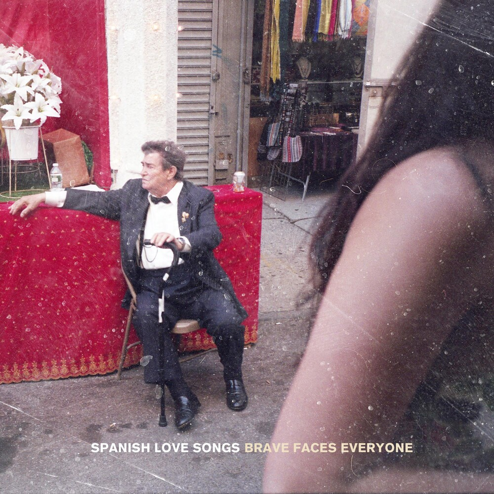 Spanish Love Songs - Brave Faces Everyone [Indie Exclusive Limited Edition LP]