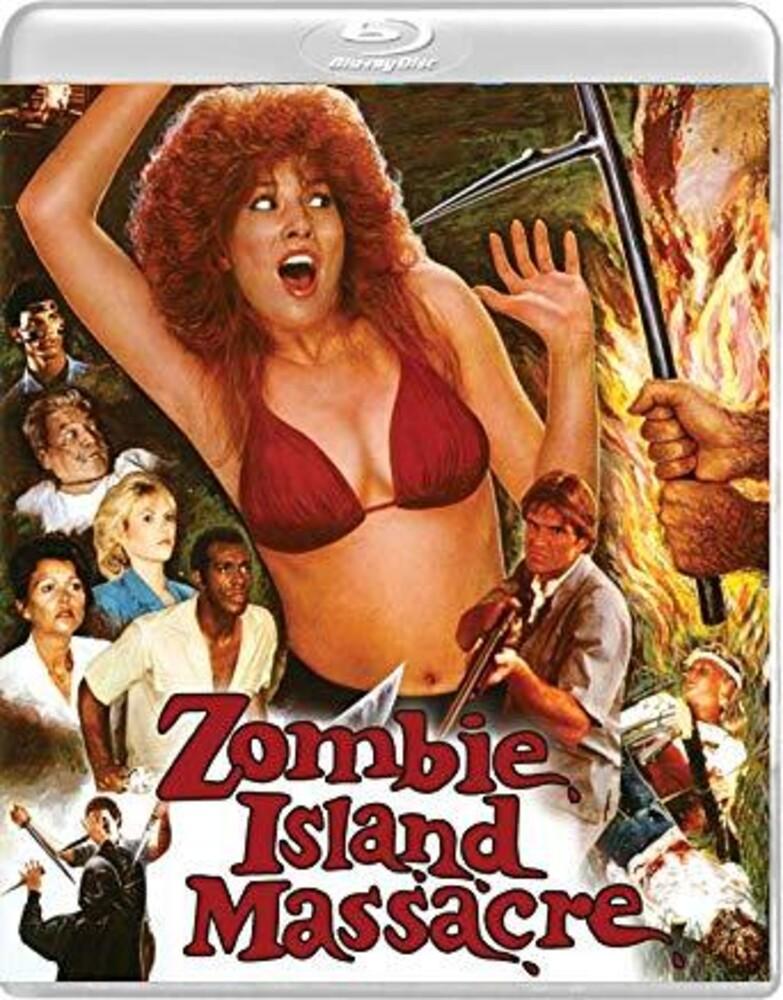 - Zombie Island Massacre (2pc) (W/Dvd) / (2pk Ws)