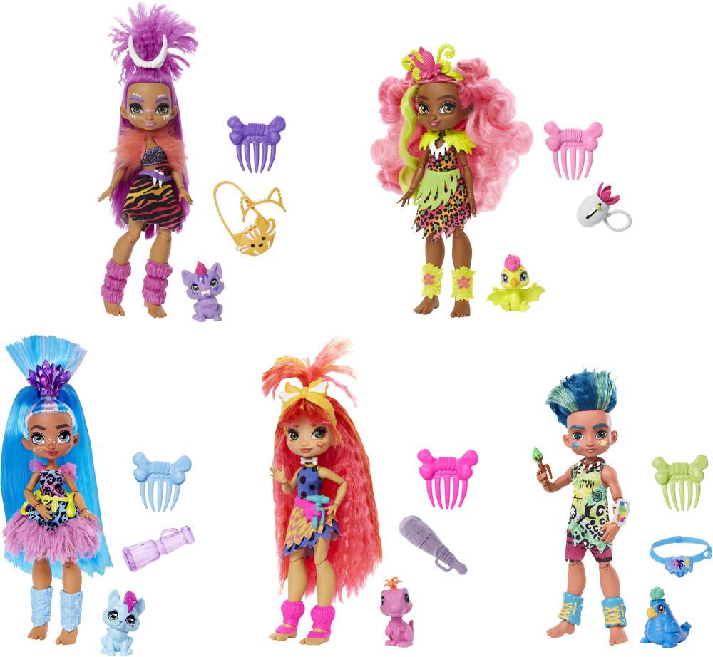 Cave Club - Mattel - Cave Club Core Fashion Doll Assortment