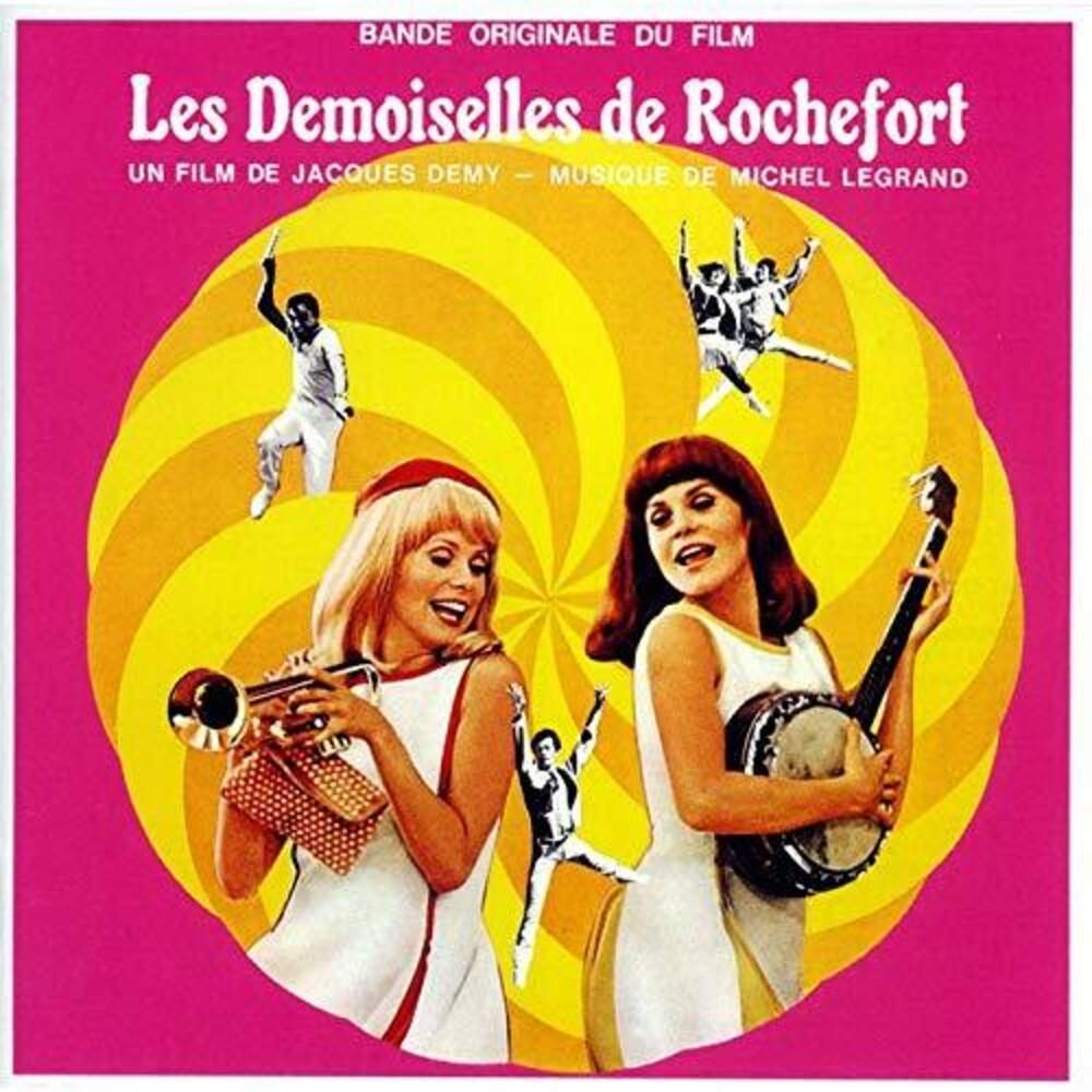 Les Demoiselles De Rochefort / OST Jpn - Les Demoiselles De Rochefort / O.S.T. (Jpn)
