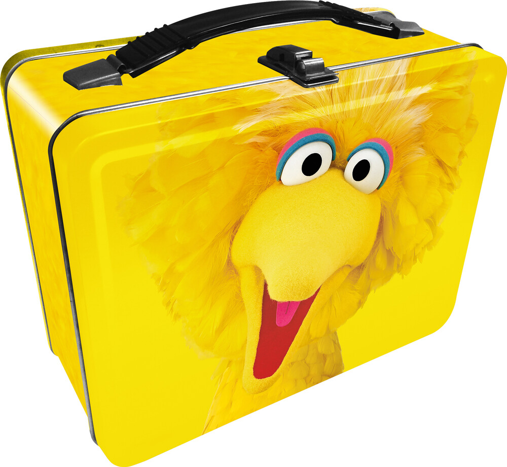 Sesame Street Big Bird Photo Gen 2 Fun Box - Sesame Street Big Bird Photo Gen 2 Fun Box