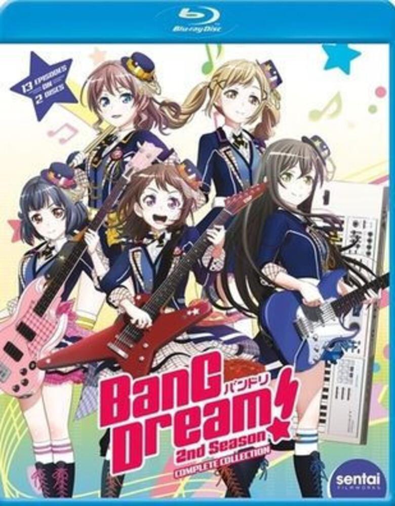 - Bang Dream: 2nd Season (2pc) / (Anam)