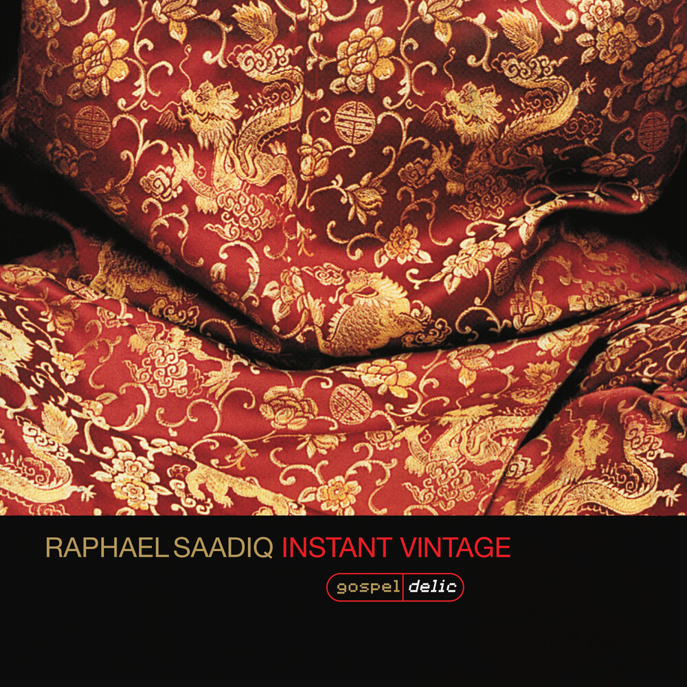 Raphael Saadiq - Instant Vintage (2pk)