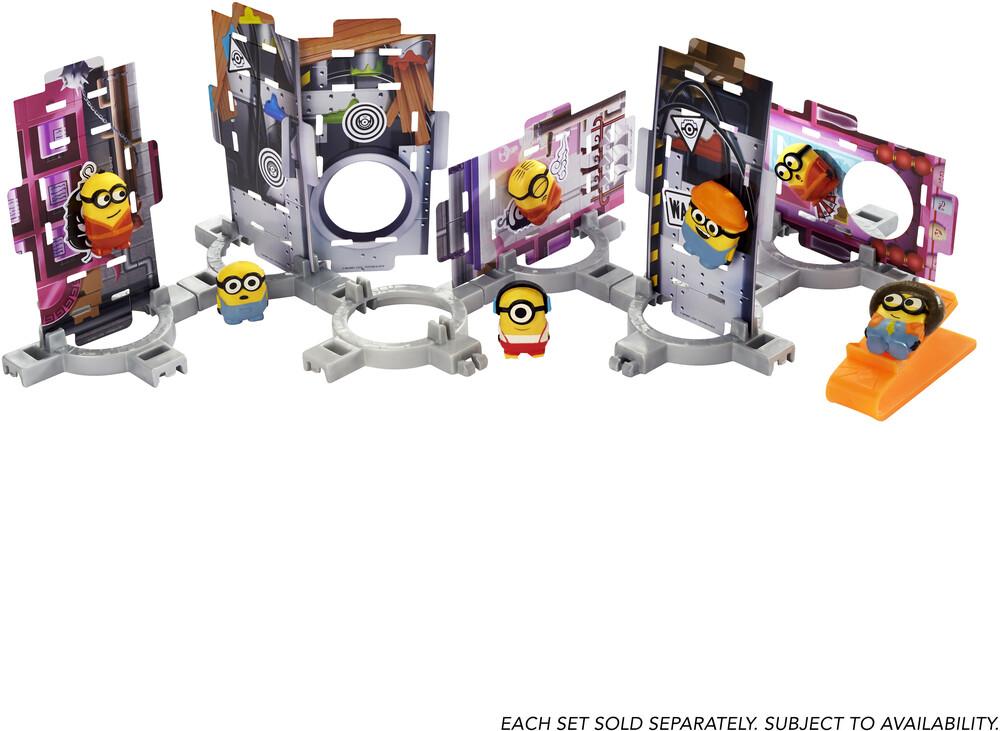 Minions - Mattel - Minions Splat 'Ems Assortment (DreamWorks)