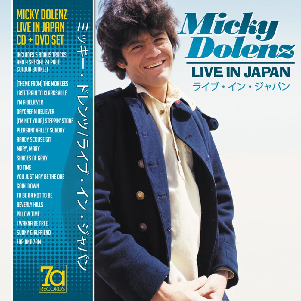 Micky Dolenz - Live In Japan