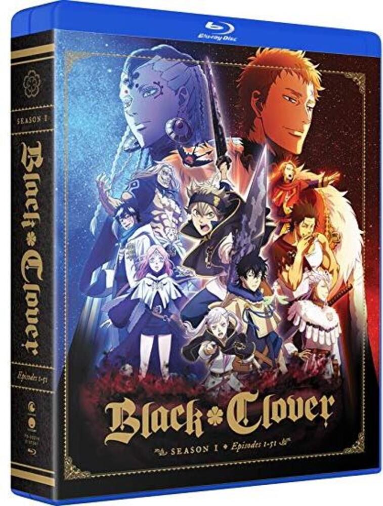 Black Clover: Season One Complete - Black Clover: Season One Complete (10pc) / (Box)