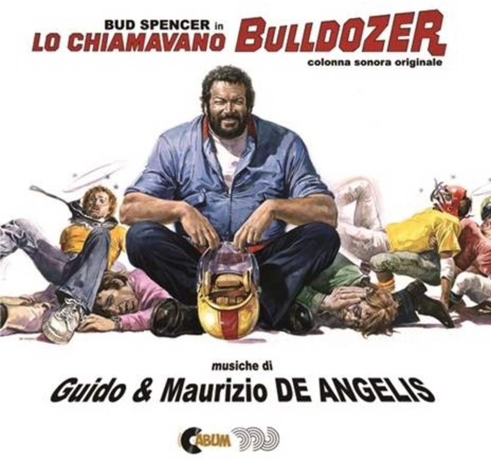 Lo Chiamavano Bulldozer / OST - Lo Chiamavano Bulldozer / O.S.T. (Ita)