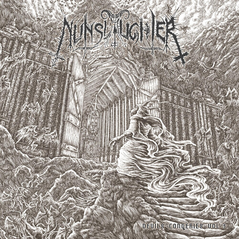 Nunslaughter - Devil's Congeries - Volume 3