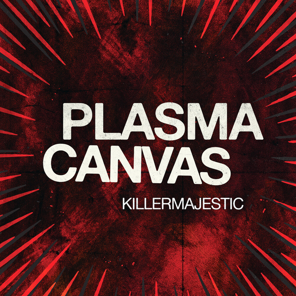 Plasma Canvas - Killermajestic EP [Vinyl]