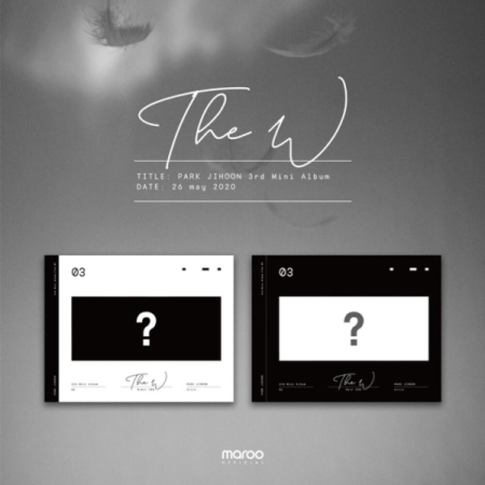 Park Ji Hoon - W (Random Cover) (Phob) (Phot) (Asia)