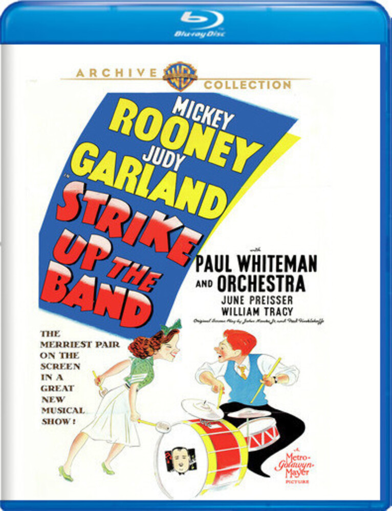 - Strike Up The Band (1940) / (Full Mod Amar Sub)