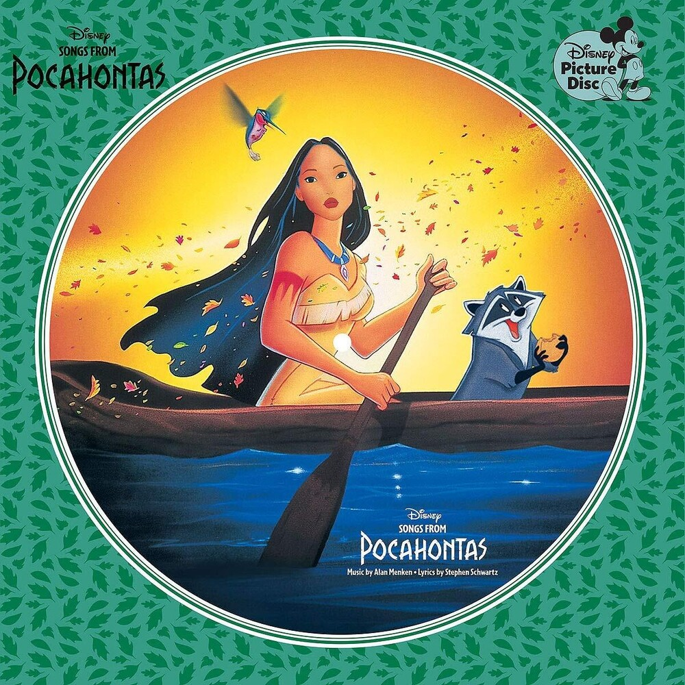 Songs From Pocahontas / Various - Songs From Pocahontas / Various