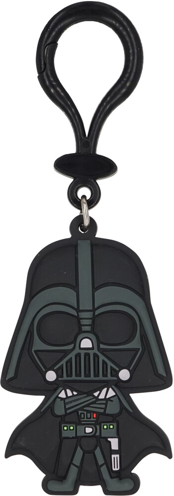 Star Wars Darth Vader Pvc Soft Touch Bag Clip - Star Wars Darth Vader PVC Soft Touch Bag Clip