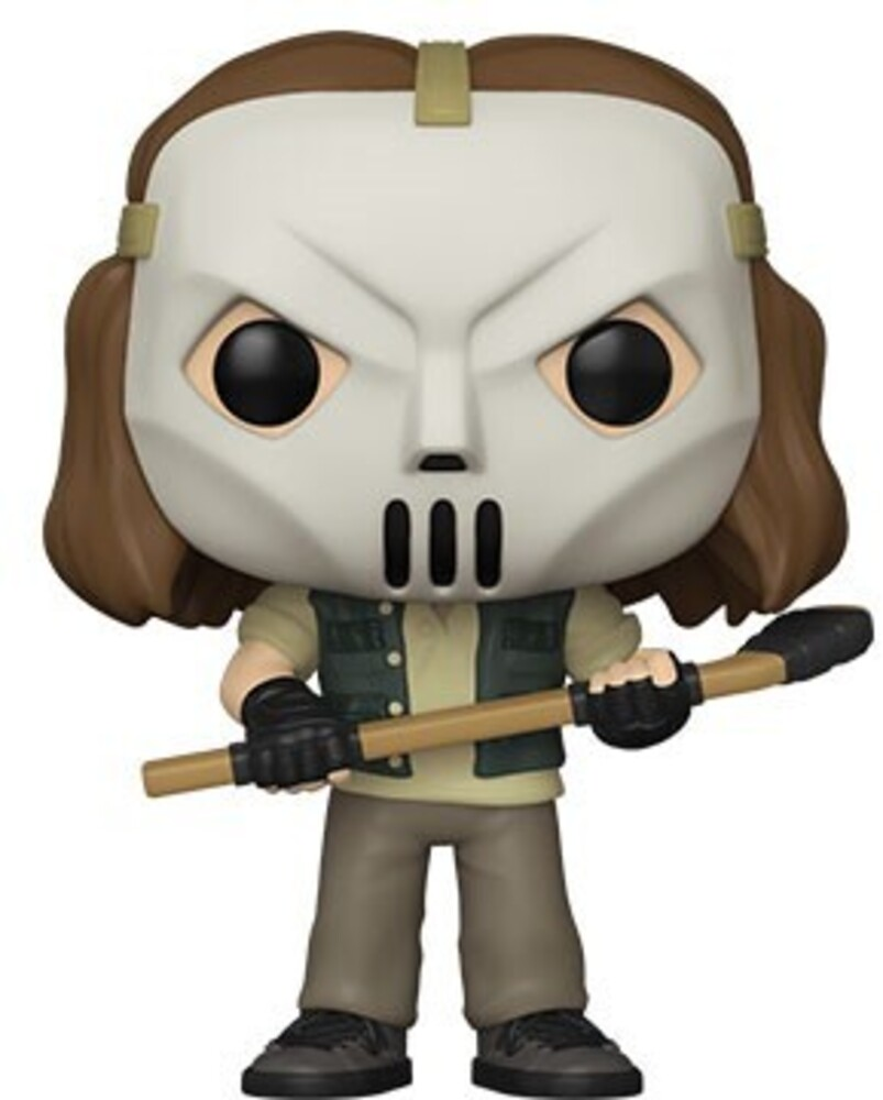Funko Pop! Vinyl: - FUNKO POP! VINYL: Teenage Mutant Ninja Turtles- Casey Jones