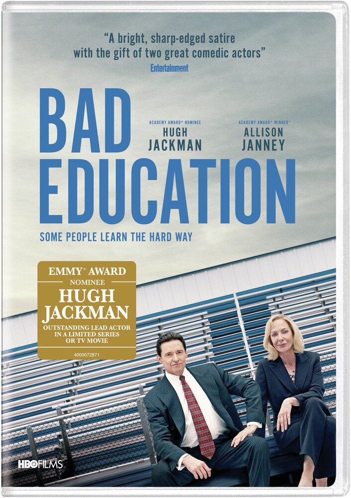 Bad Education [Movie] - Bad Education