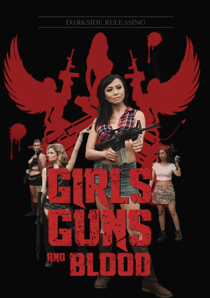 - Girls Guns Blood / (Mod)