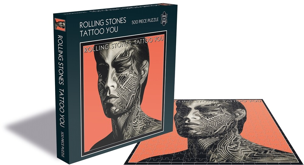 - Rolling Stones Tattoo You (500 Piece Jigsaw Puzzle)