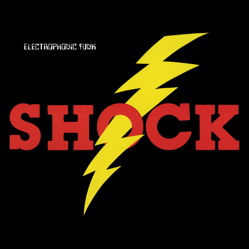 Shock - Electrophonic Funk [Clear Vinyl] [Limited Edition] [180 Gram] [Reissue]