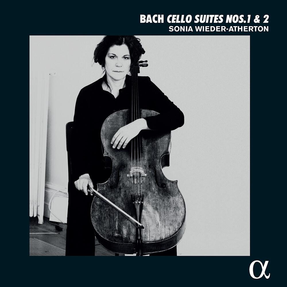 J Bach S / Wieder-Atherton - Cello Suites 1 & 2 (2pk)