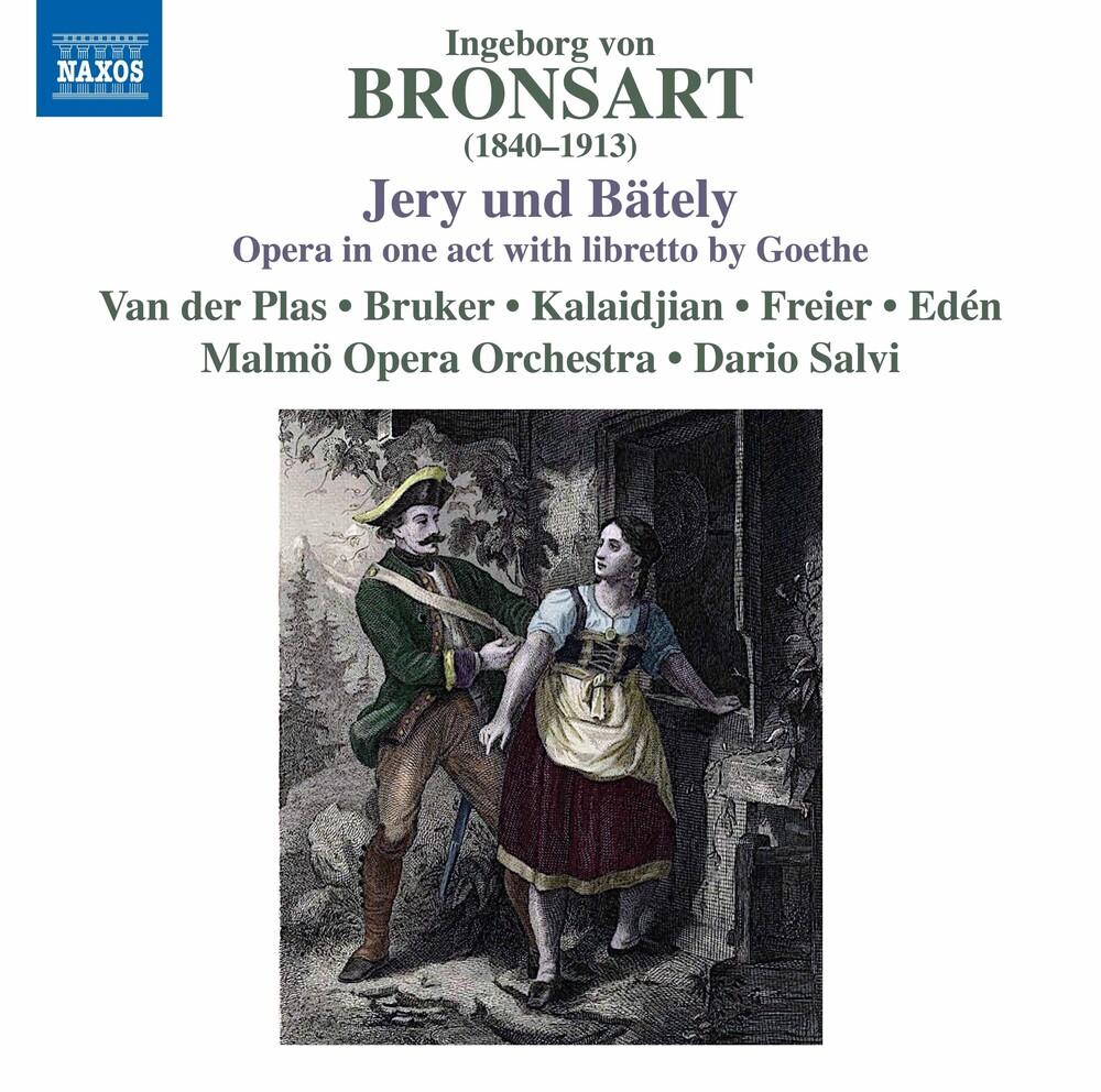 Bronsart / Malmo Opera Orch / Salvi - Jerry Und Bately