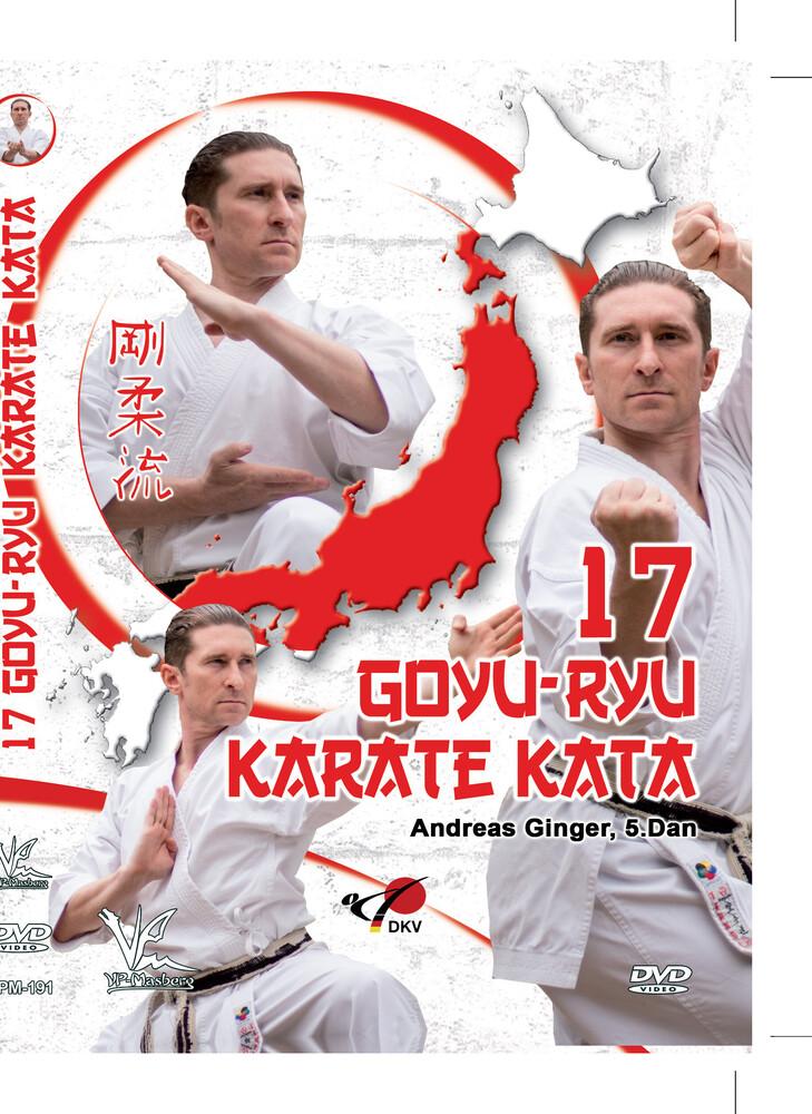 - 17 Goju Ryu Karate Kata