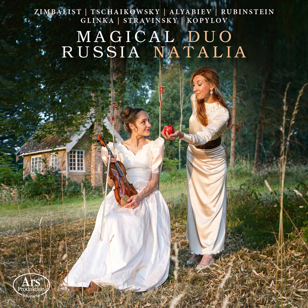 Magical Russia / Various - Magical Russia
