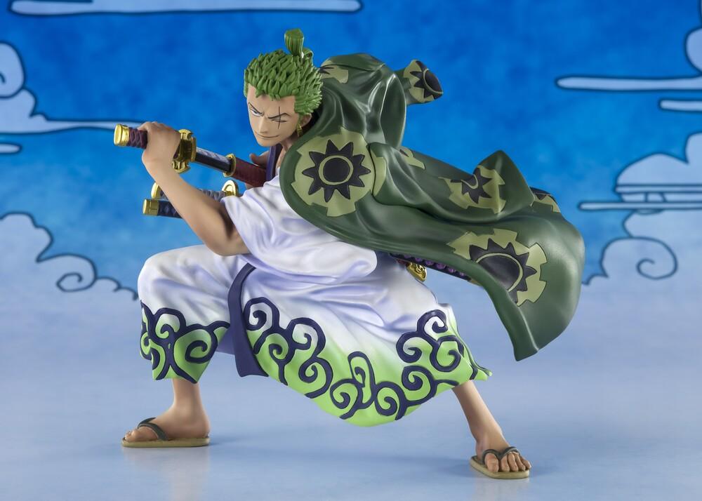 Tamashi Nations - Tamashi Nations - One Piece - Roronoa Zoro (Zorojuro), Bandai SpiritsFiguarts Zero