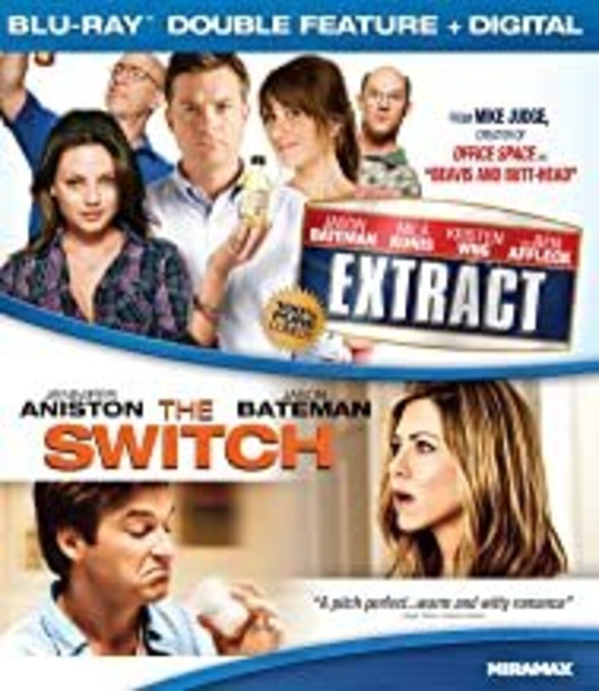 Extract / Switch - Extract / The Switch