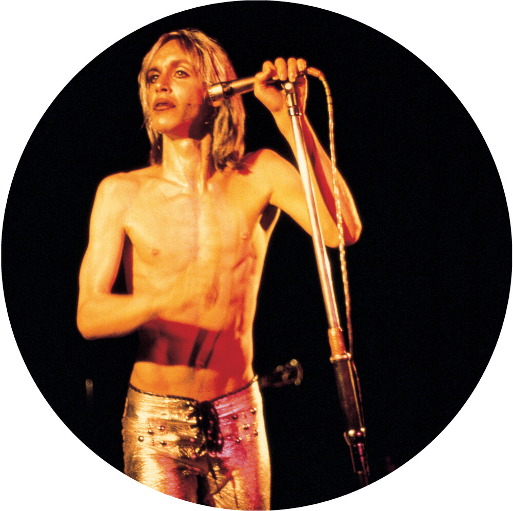 Iggy & The Stooges - More Power - A Gorgeous Picture Disc Vinyl (Pict)