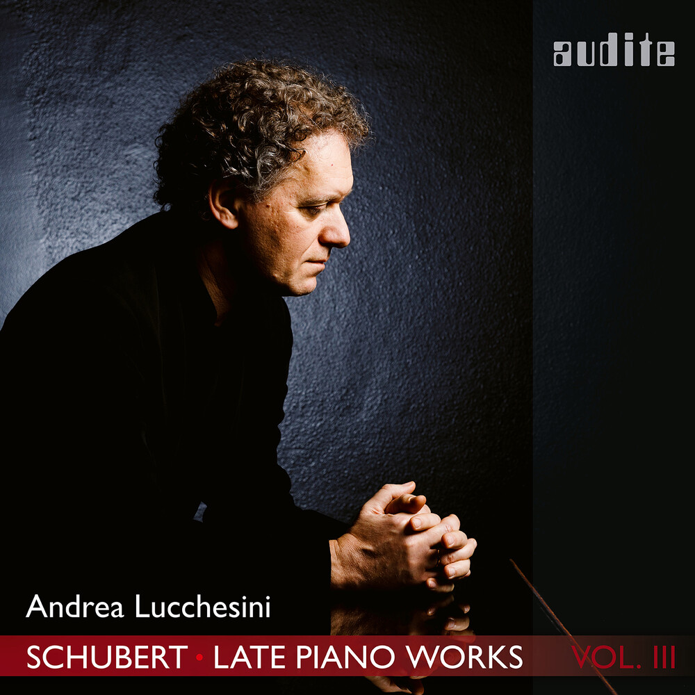 Andrea Lucchesini - Late Piano Works 3