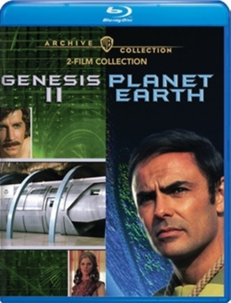 - Genesis Ii / Planet Earth 2-Film Collection