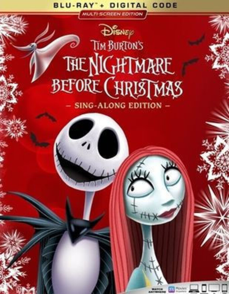 - Nightmare Before Christmas / (2pk Digc)