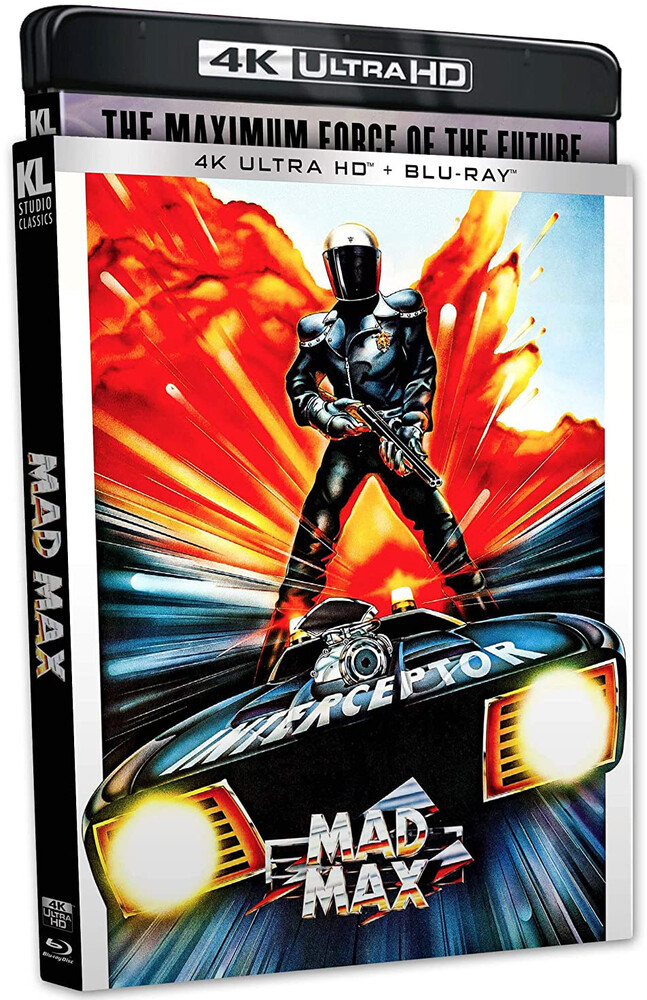 Mad Max (1979) - Mad Max