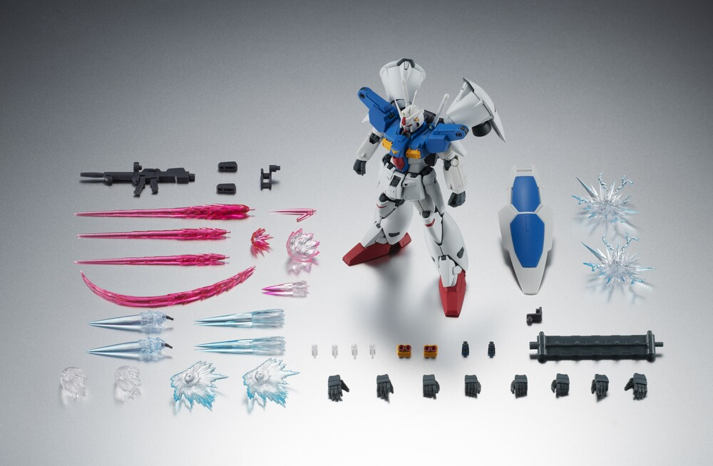 Tamashi Nations - Tamashi Nations - Mobile Suit Gundam 0083 Stardust Memory - Side MSRX-78GP01Fb Gundam GP01 Full Burnern Version A.N.I.M.E., Band