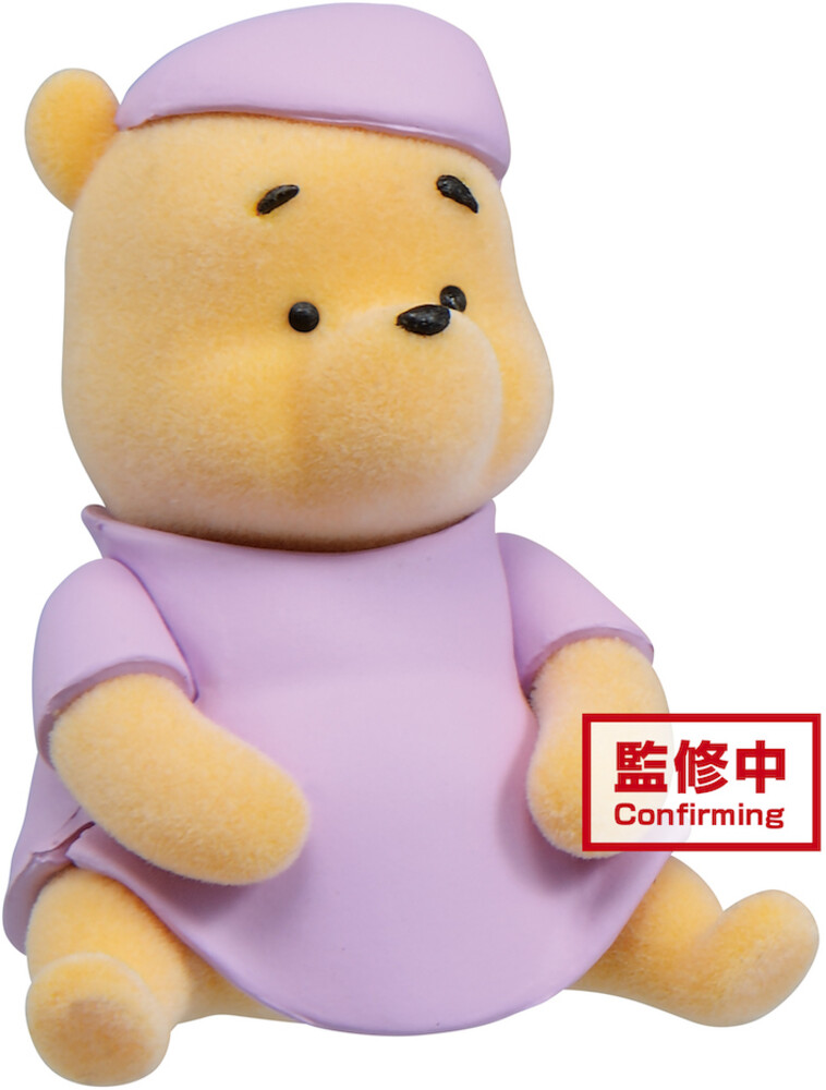 Banpresto - BanPresto - Disney Winnie the Pooh Fluffy Puffy petit Vol.2 Figure
