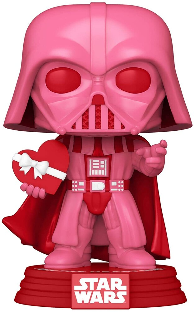 Funko Pop! Star Wars: - FUNKO POP! STAR WARS: Valentines- Vader w/Heart