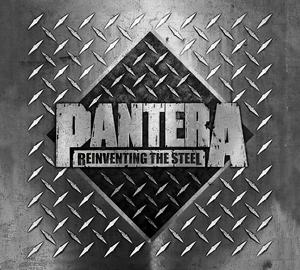 Pantera - Reinventing The Steel: 20th Anniversary Edition [3CD]