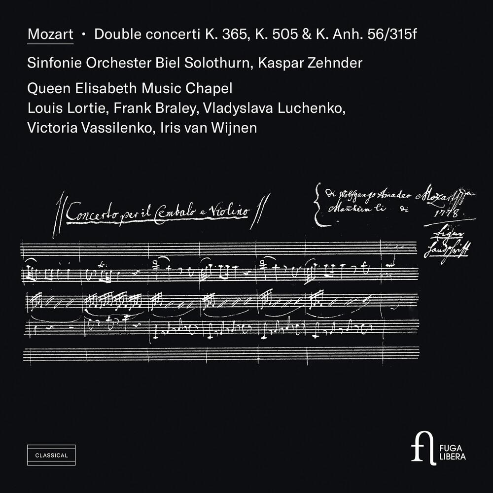 Mozart / Braley / Wijnen - Double Concerti