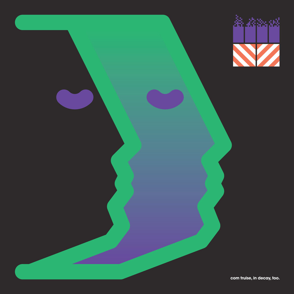 Com Truise - In Decay Too (Synthetic Storm) [Colored Vinyl]