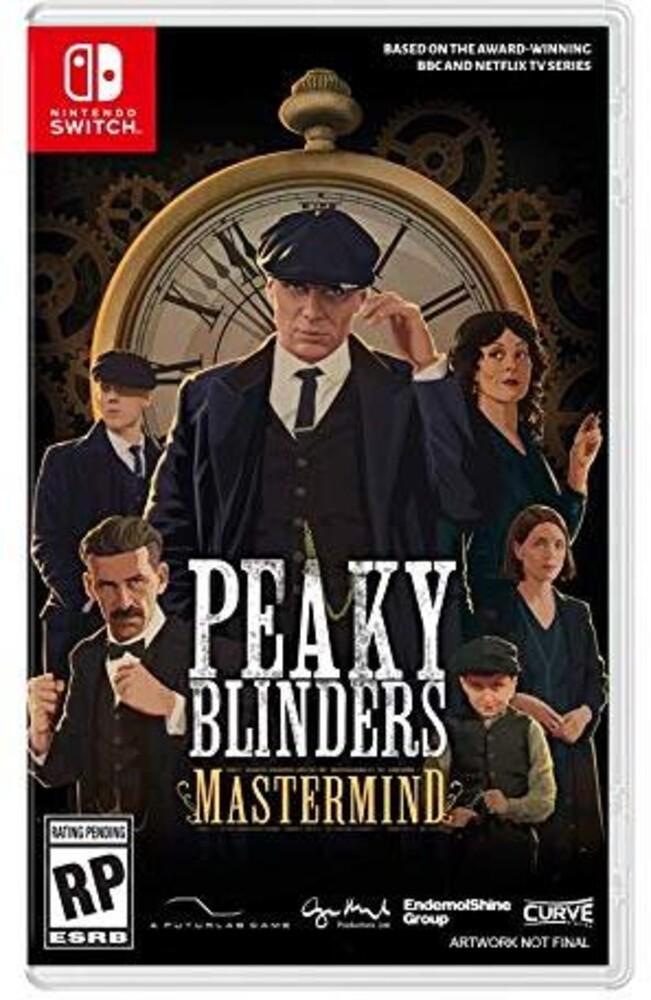 Swi Peaky Blinders: Mastermind - Peaky Blinders: Mastermind for Nintendo Switch