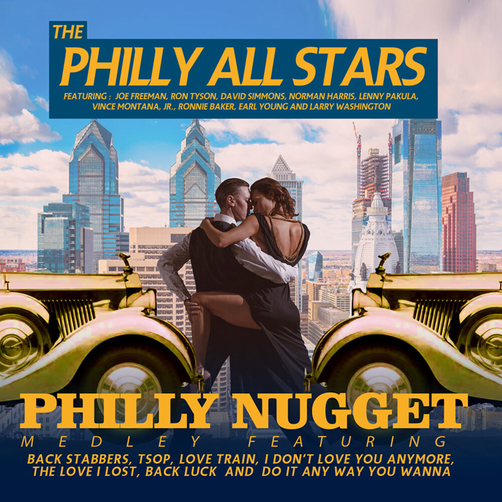The Philly All Stars - Philly Nugget