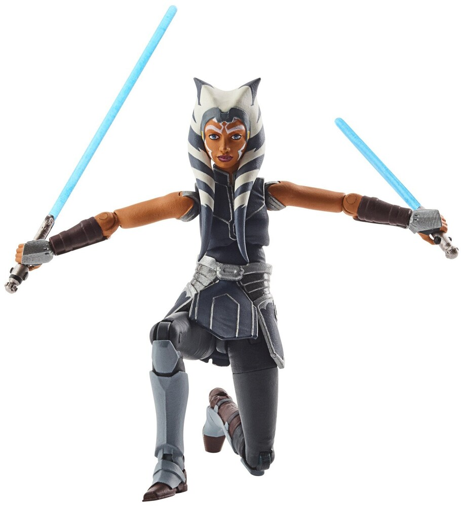 - Hasbro Collectibles - Star Wars Vintage Ashoka Tano (Mandalore)