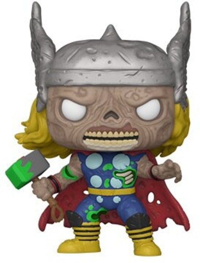 Funko Pop! Marvel: - Marvel Zombies- Thor
