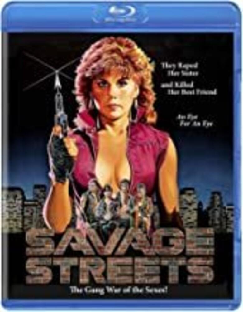 Savage Streets (1984) - Savage Streets
