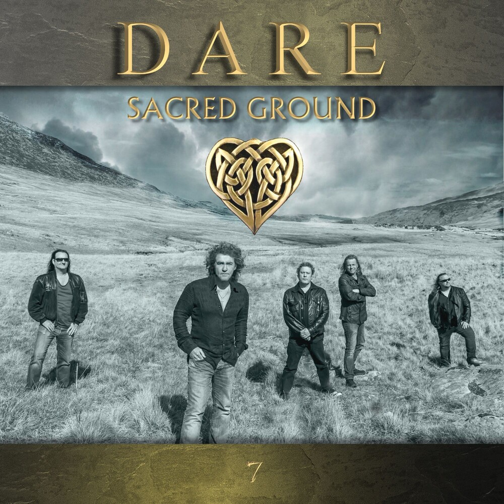 Dare - Sacred Ground (Uk)